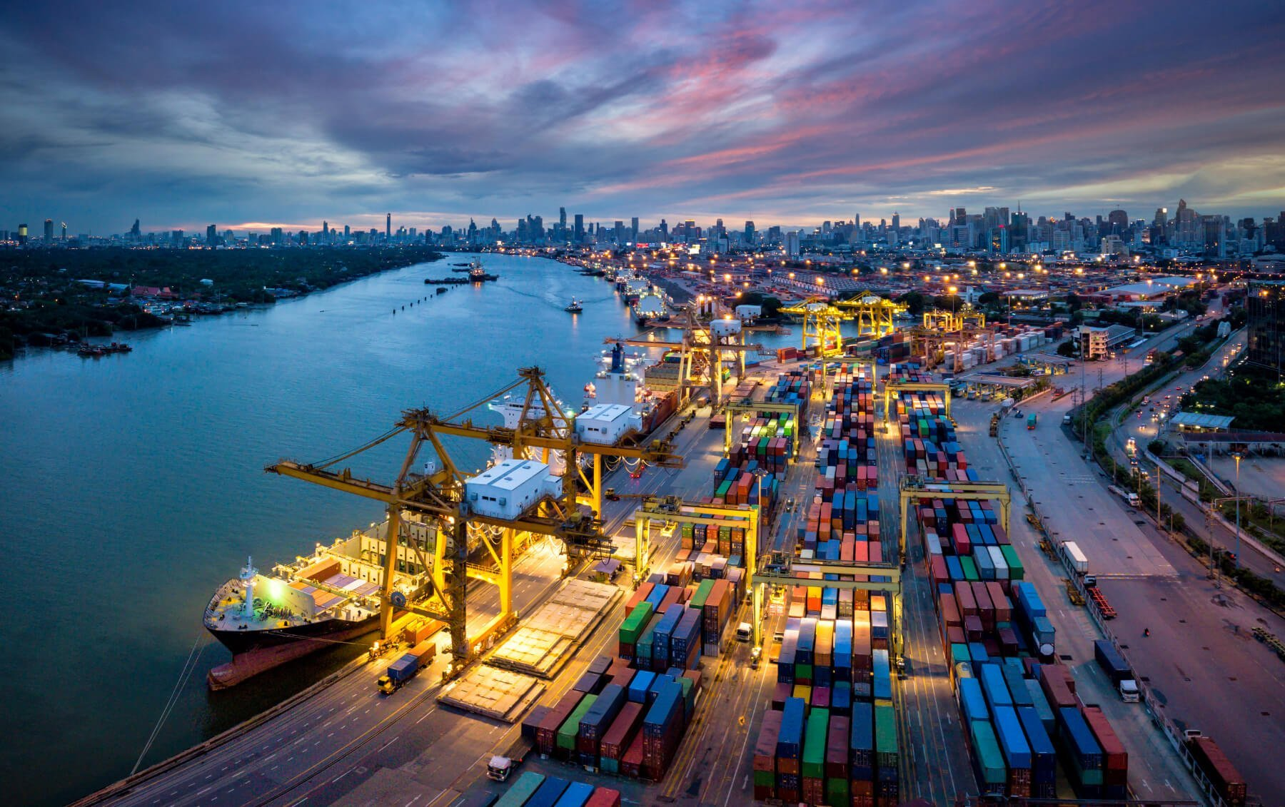 Benefits of Using Intermodal Drayage | Target Transpotation