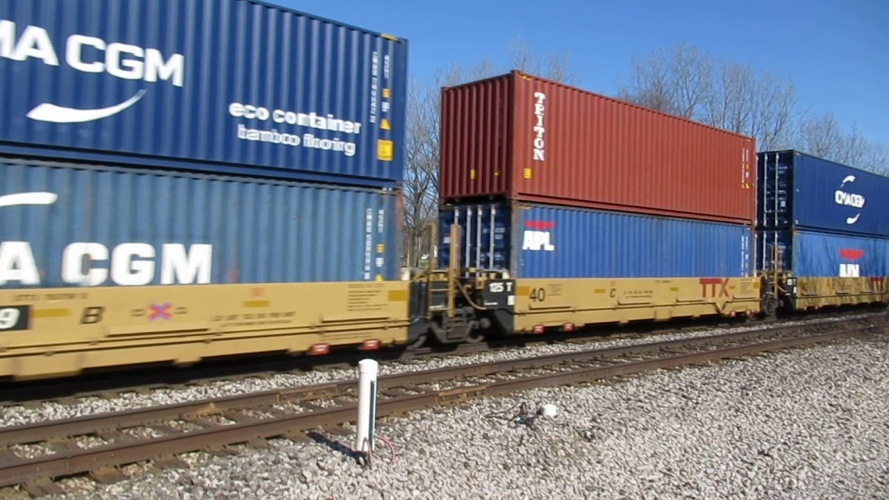 Shipping Domestically with International Containers