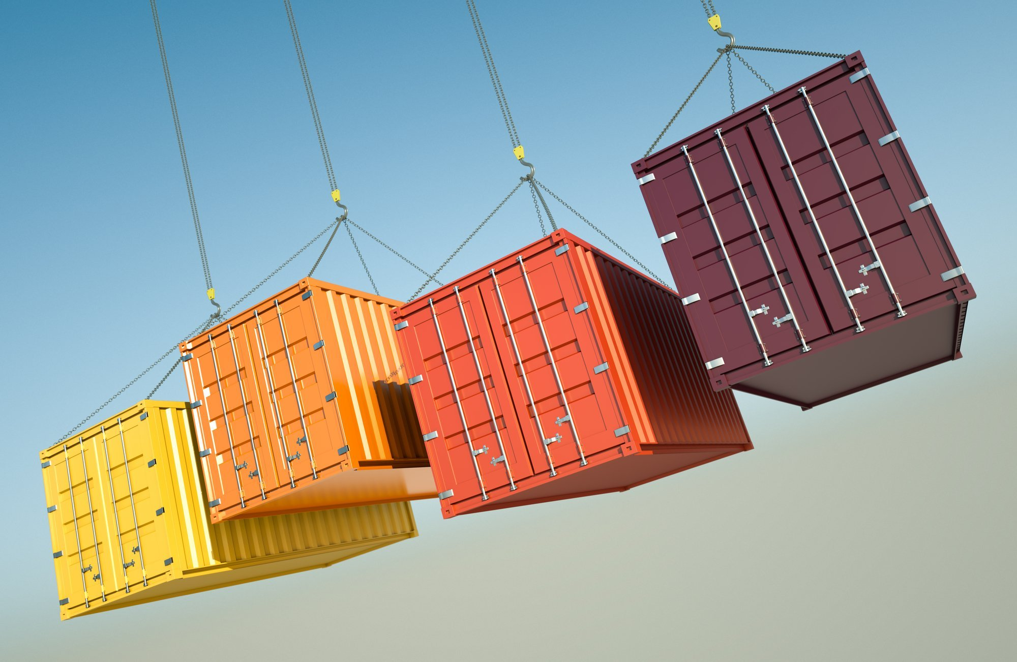 Keep Your Shipping Containers in Pristine Condition | Target Transportation