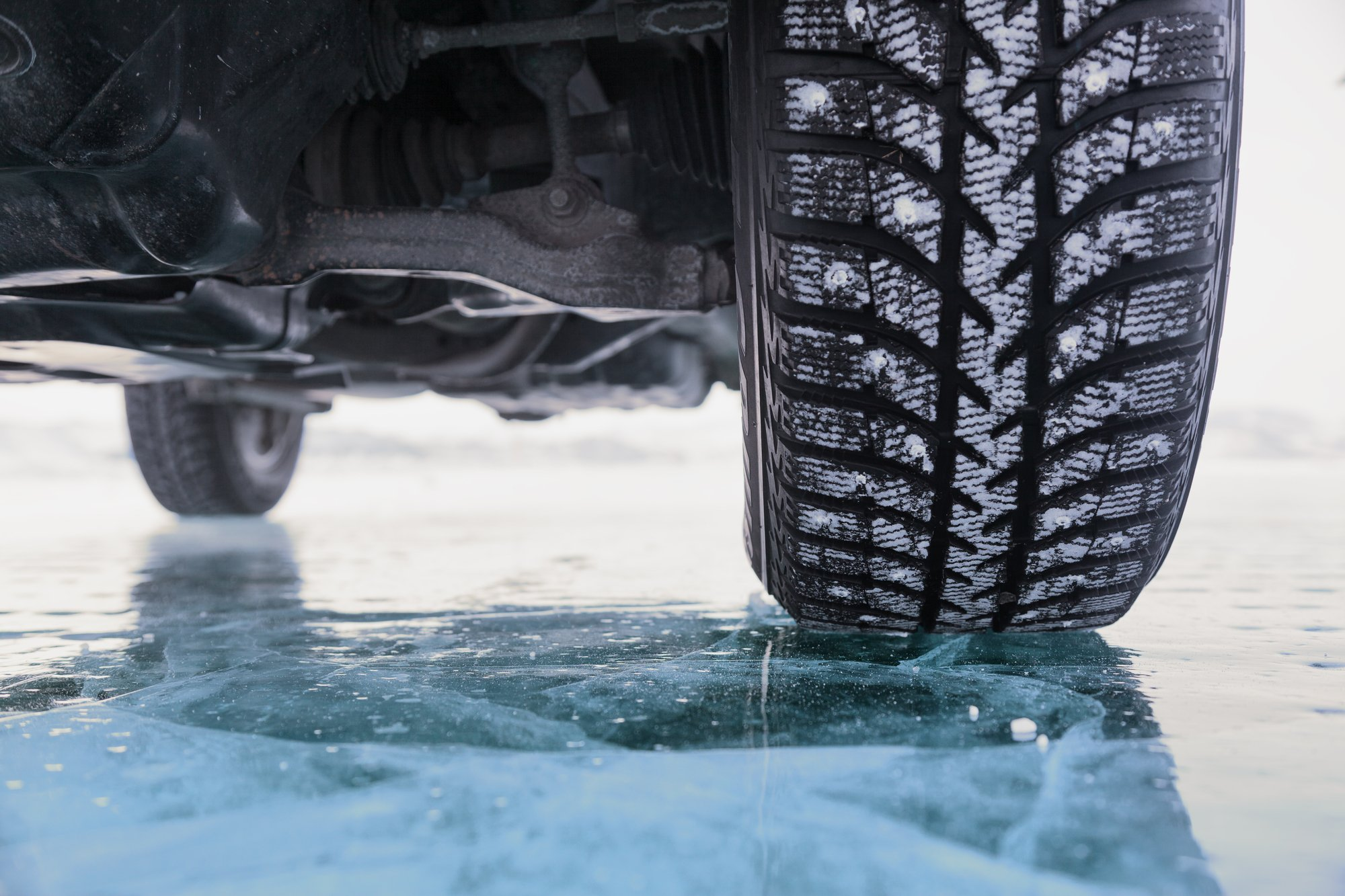 How To Keep Your Truck In Optimal Shape During Winter