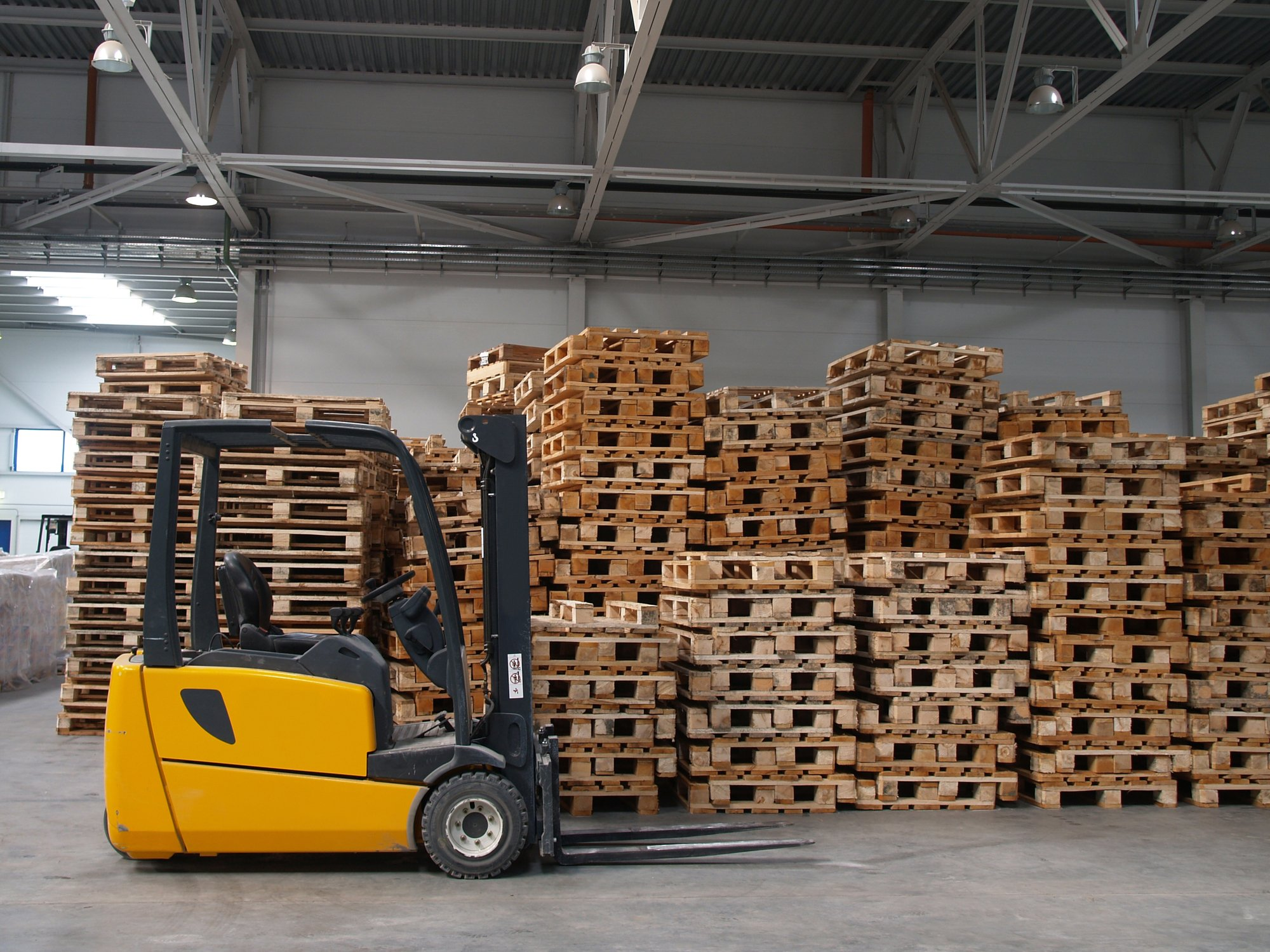 Benefits of Packaging With Pallets In New Jersey